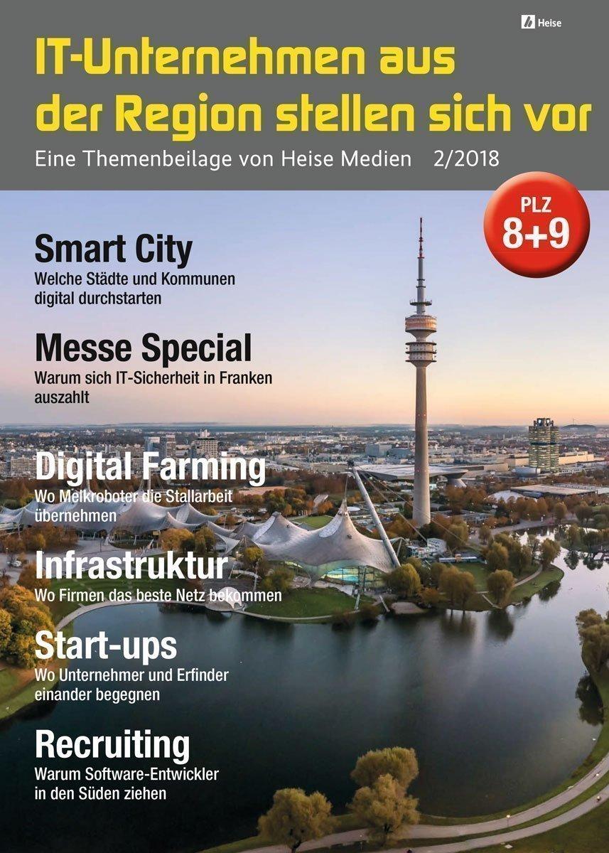IT-Unternehmen stellen sich vorProgrammierer bewerben sich lieber nach München