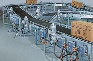 Standardisierte Antriebe sparen Energie und Lagerkosten