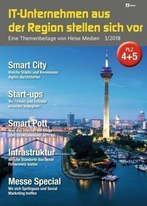 Heise-Regionalbeilage sichtet die Digitalisierung in NRW