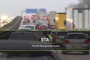 ETA-Zeitfenstermanagement weiß, wann der Lkw eintrifft