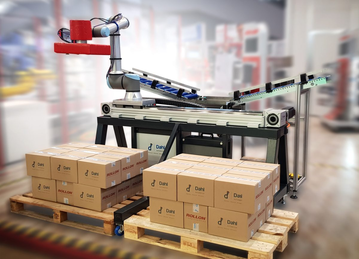 © Dahl Automation, Rollon GmbH