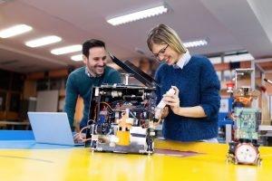 Aalen richtet das Maschinenbaustudium auf Industrie 4.0 aus