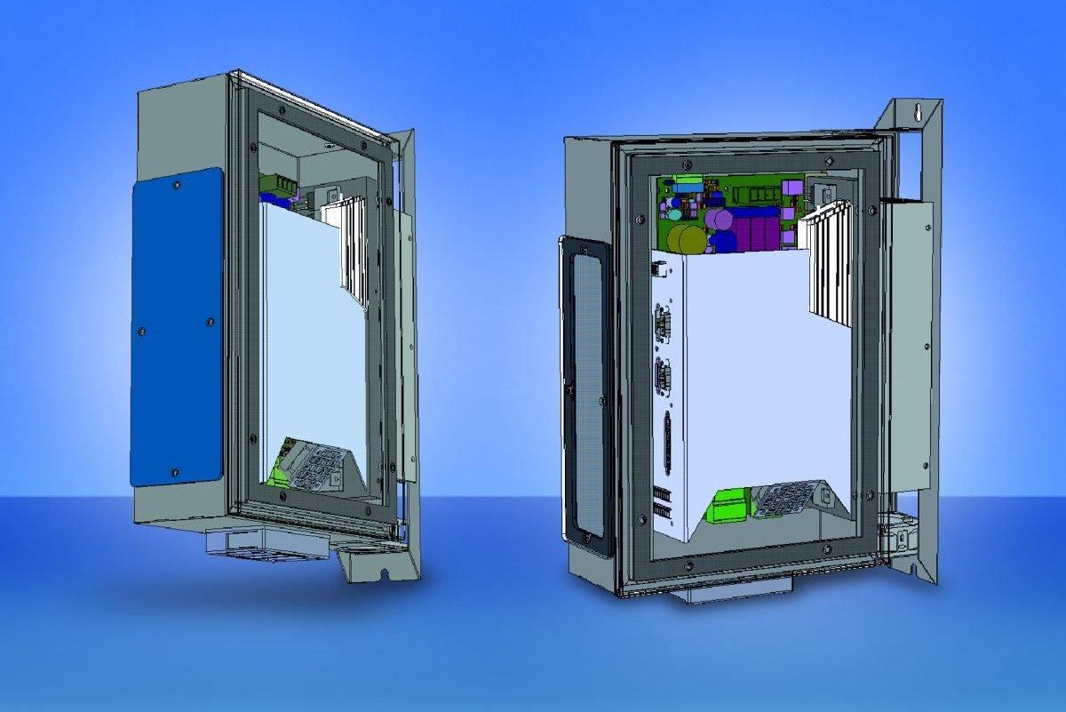 Industrie 4.0Standalone-Frequenzumrichter machen Digitalisierungsprojekte einfacher