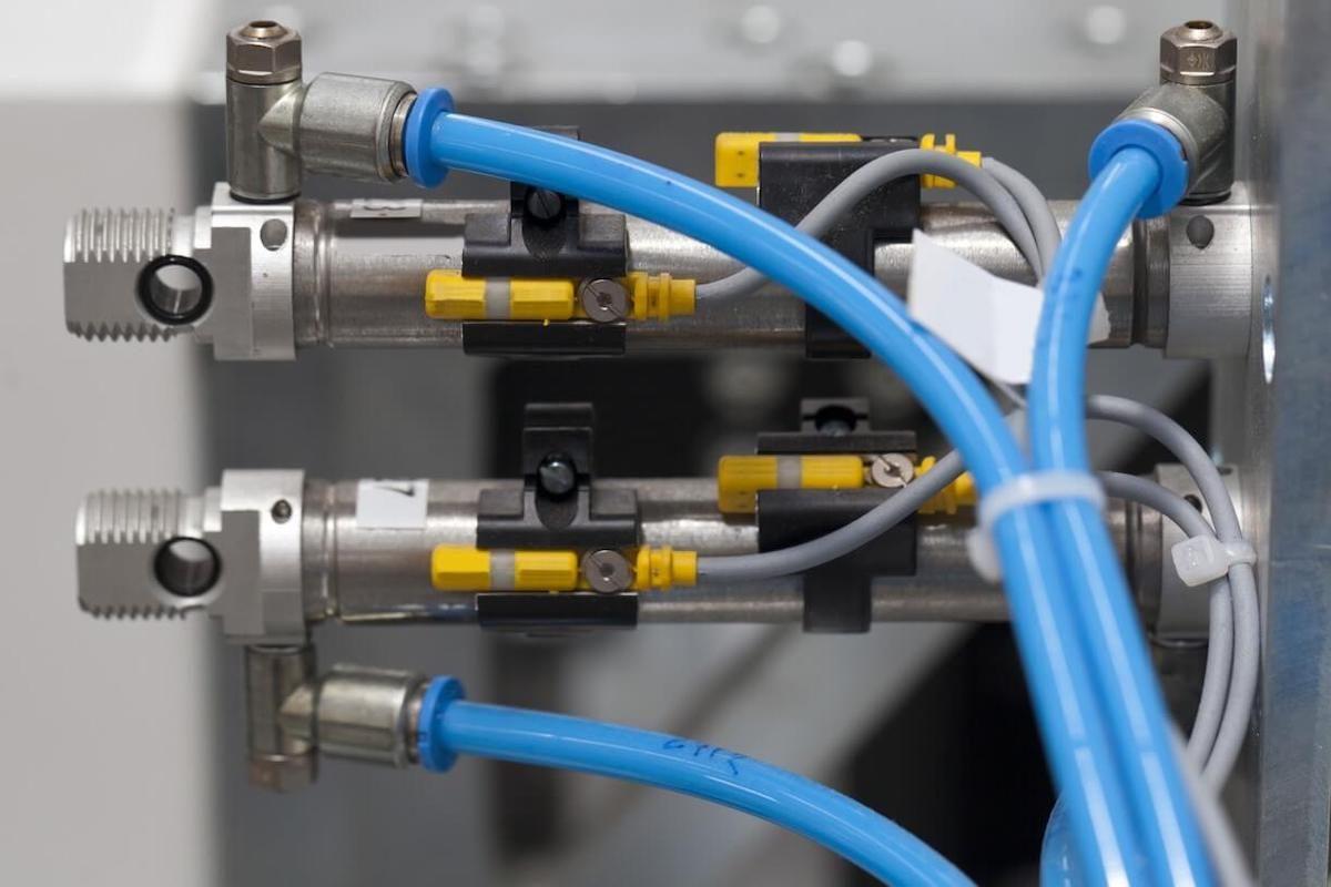 DrucküberwachungMechanische Druckschalter messen einfach und ausfallsicher