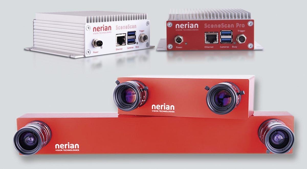 3D VisionAus zwei Videokameras entstehen in Echtzeit 3D-Punktwolken