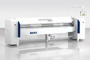Neue Schwenkbiegemaschine bietet gute Automatisierungs- und Ausbauoptionen