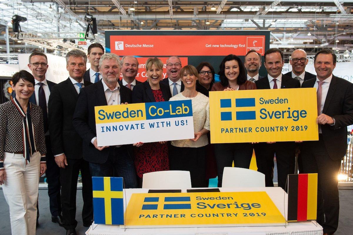 Was die Schweden nach Hannover mitbringen