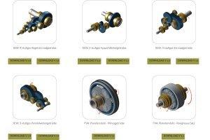 Offene REXS-Schnittstelle macht Getriebedaten einfach austauschbar