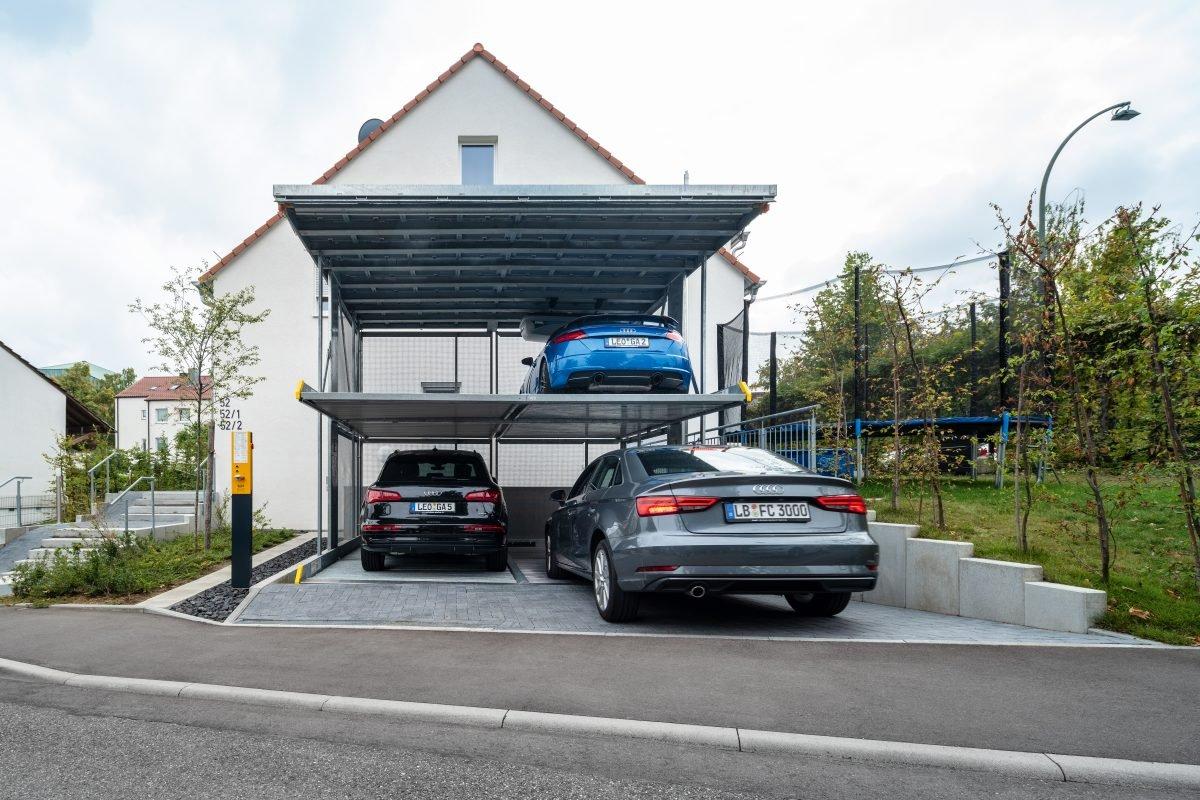 © Klaus Mellenthin – Wöhr Autoparksysteme GmbH