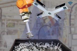 Quad-Cam-Sensorik sortiert selbst winzige Elektronikbauteile