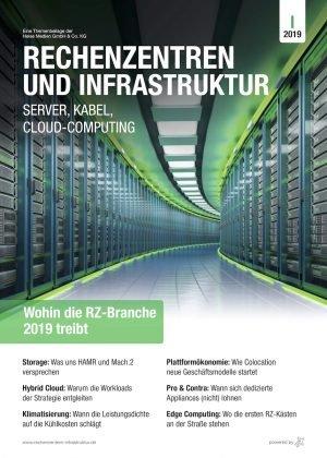 Die Heise-RZ-Beilage zieht der Hybrid-Cloud Grenzen