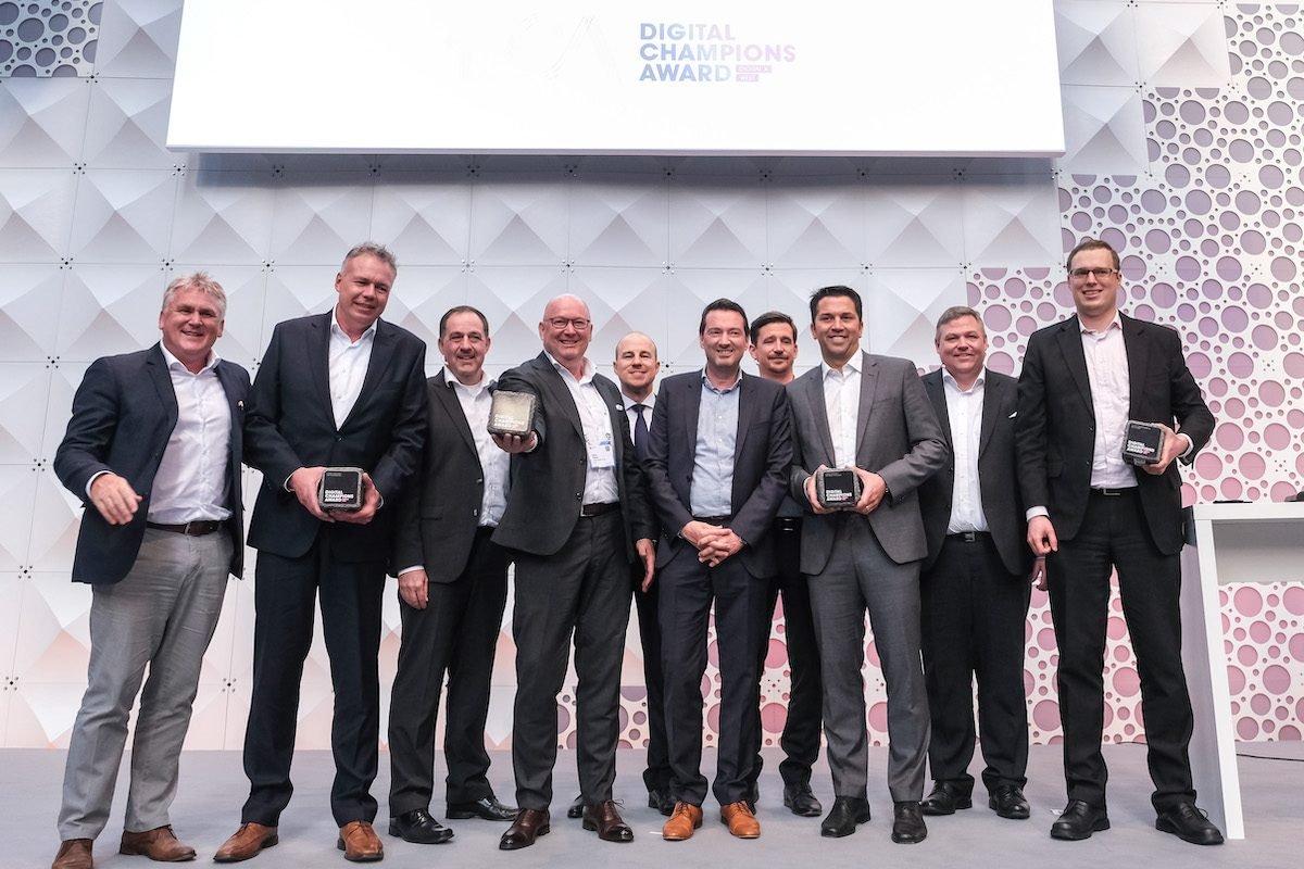 Digital XDie vier Regionalsieger aus Nordrhein-Westfalen stehen fest