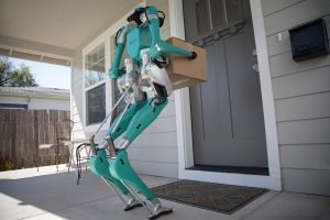 Ford schickt Transportroboter bis an die Haustür