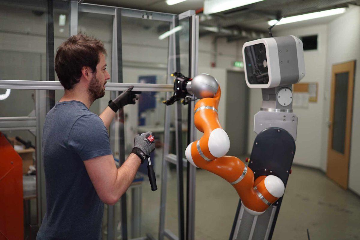 © Fraunhofer-Institut für Fabrikbetrieb und -automatisierung IFF