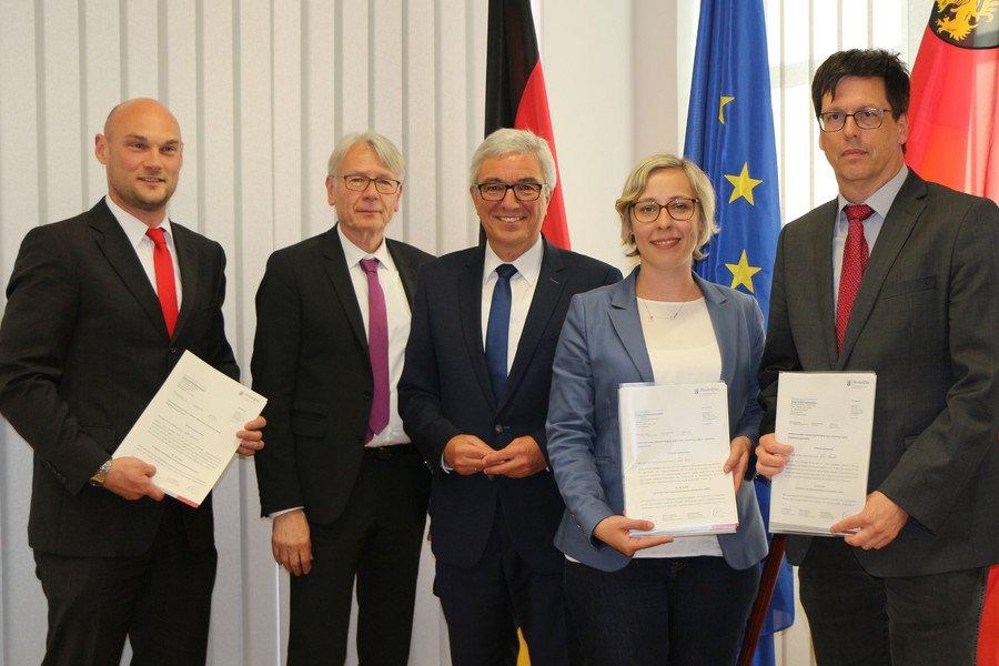 Smart CityRheinland-Pfalz gründet ein interkommunales Netzwerk digitale Stadt