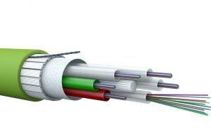 LWL-Bündelkabel mit 288 Fasern bestehen in den hohen BauPV-Brandklassen