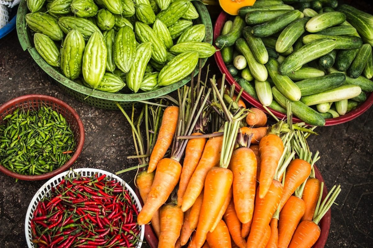 Wer mitten in Berlin Gemüse anbaut