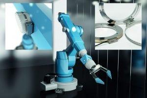 Die Anwendung der Antriebssteuerung hängt vom Messgerät ab