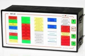 Unitro rüstet seine Leuchtfeld-Störmeldesysteme für Predictive Maintenance
