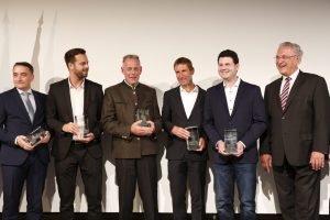 Bayern feiert fünf IT-Profis und 20 Jahre Kommunale