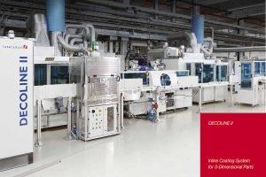Modulare PVD-Linie automatisiert die Oberflächenveredelung