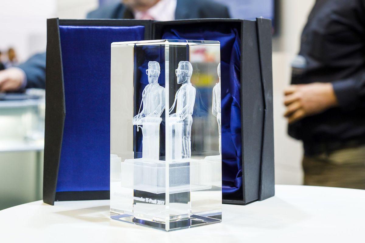 PreisverleihungNürnberg ehrt die kommunalen IT-Profis 2019