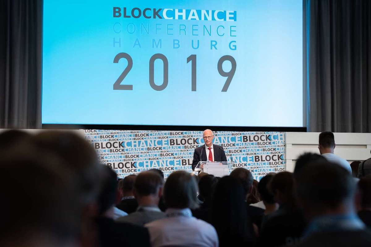 VerschlüsselungHamburg öffnet sich der Blockchain-Technologie
