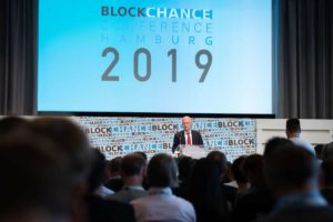 Hamburg öffnet sich der Blockchain-Technologie