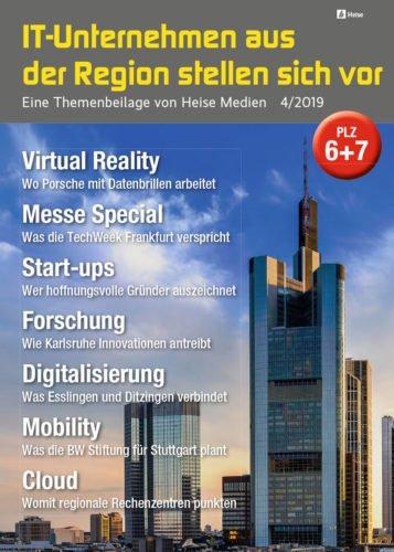 IT-Unternehmen aus der Region stellen sich vor 4/2019