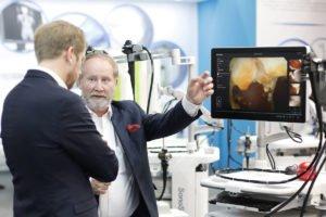 In KI begegnen sich Industrie und Medizin