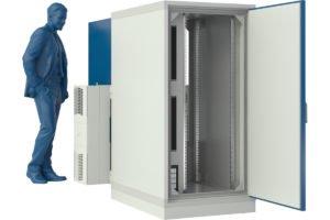 Robuster Industrie-IT-Safe kommt mit drei Kühlvarianten
