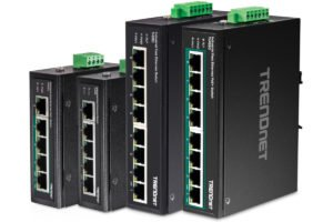 Robuste Fast-Ethernet-Switches bringen PoE+ mit