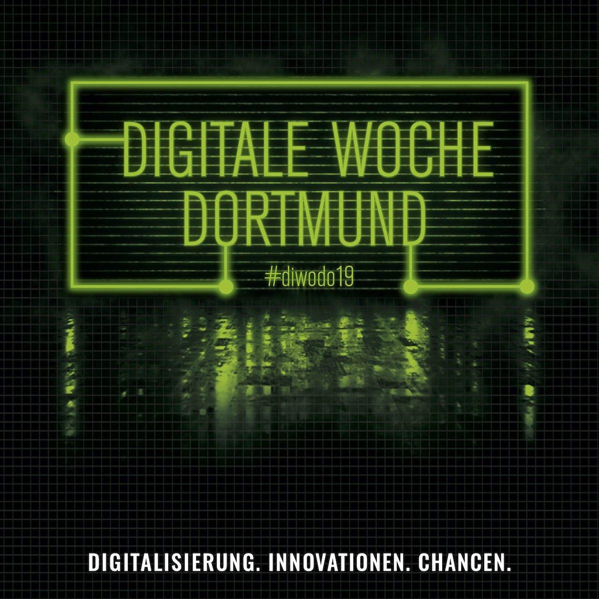 Digitale Woche DortmundDie #diwodo19 gibt ihr Magazin zum Download frei