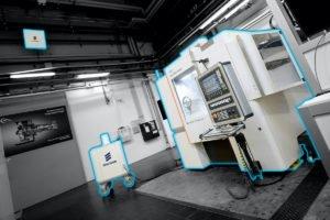 5GSensPro macht Fräsmaschinen zu teilautonomen IIoT-Systemen