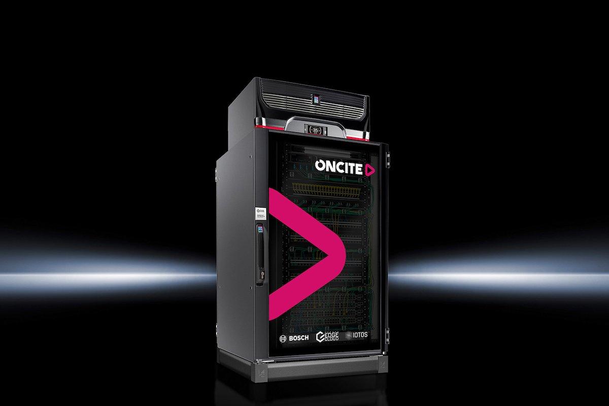 © Oncite – German Edge Cloud GmbH & Co. KG/Rittal GmbH & Co. KG