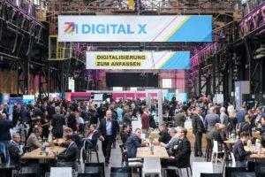 Die Digital X 2020 startet am 12. März in Berlin