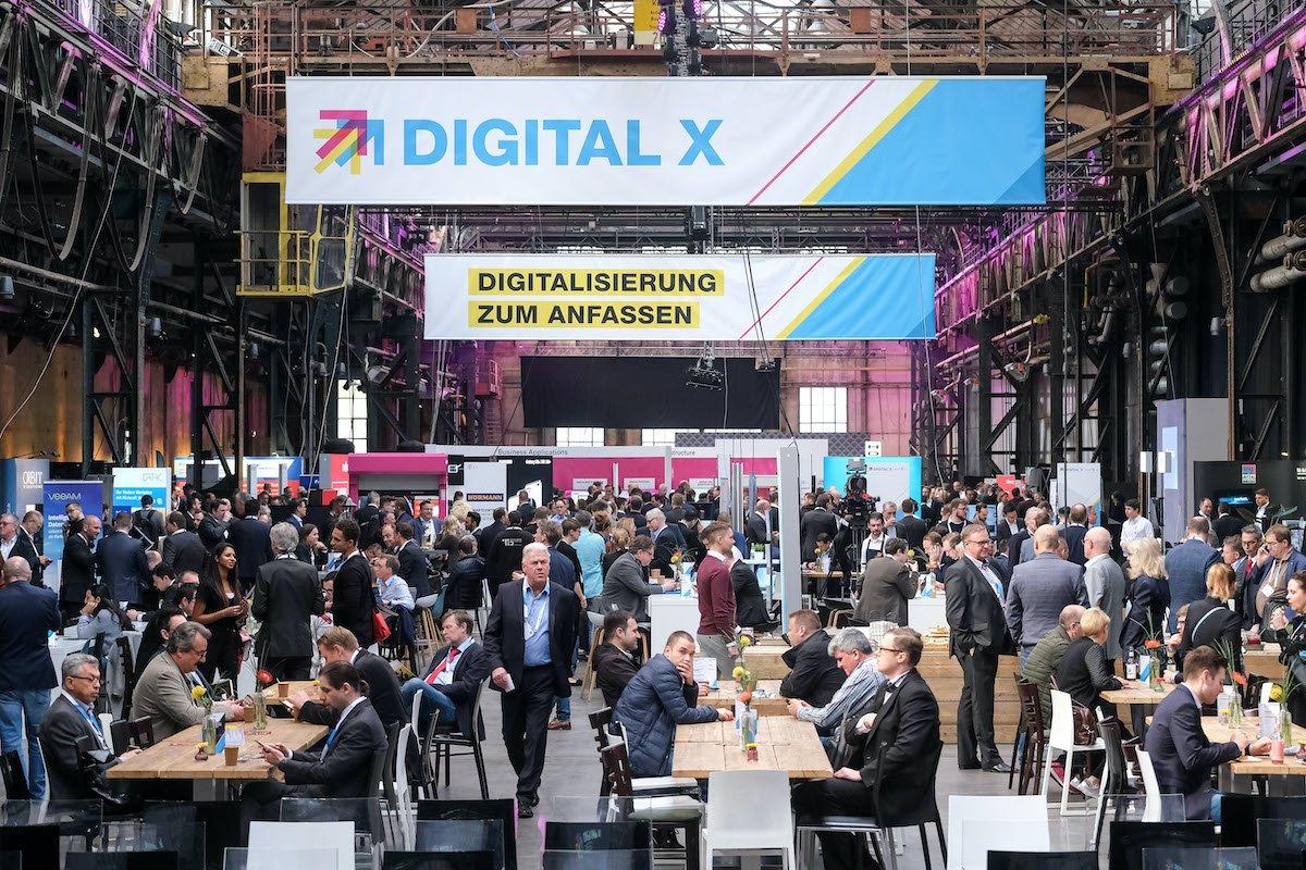MittelstandDie Digital X 2020 startet am 12. März in Berlin
