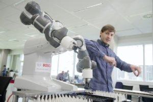 Bosch gibt sich Leitlinien für den Umgang mit KI