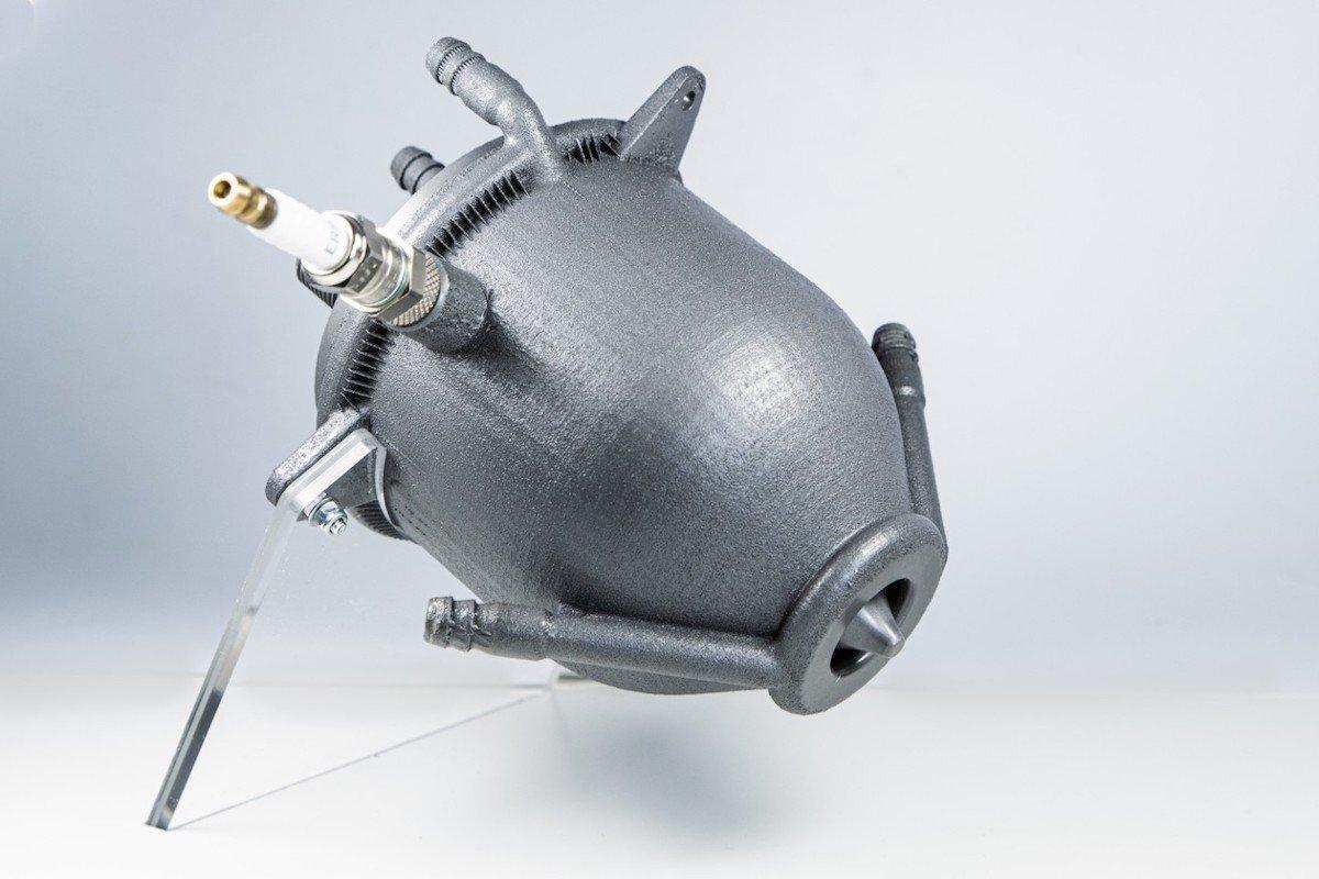Additive FertigungEin 3D-Drucker schafft das erste Aerospike-Raketentriebwerk
