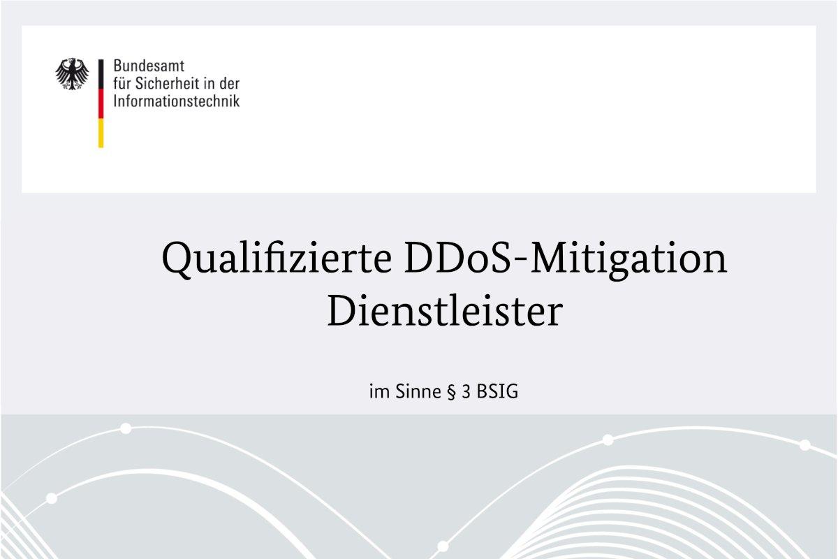 © Bundesamt für Sicherheit in der Informationstechnik
