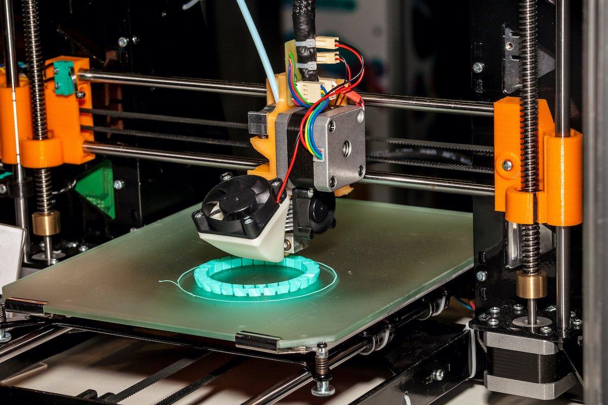 Wer für 3D-gedruckte Bauteile haftet