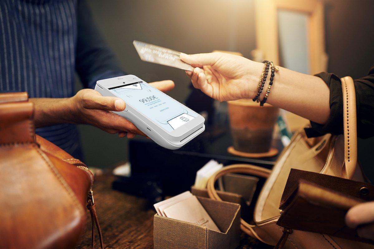 Mobiles NFC-TerminalMit dem orderbird Mini kassieren Kleingewerbe kontaktlos