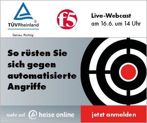 Webcast TÜV 16.6.20