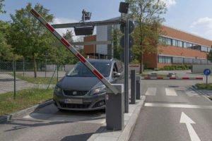 RFID-Reader ermöglichen kontaktlose Drive-by-Zufahrtskontrollen