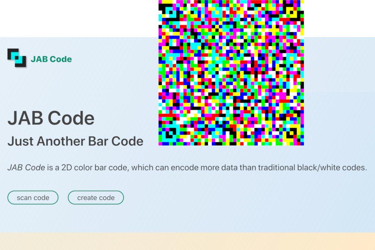 Digitales SiegelDer freie JAB Code wird ISO-Standard