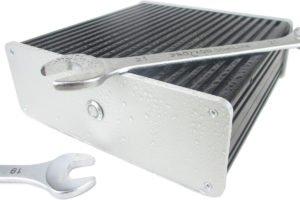 Wasserfester Industrie-PC übersteht scharfe Reinigung