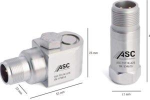ASC hat neue IEPE-Sensoren für vorausschauende Wartung