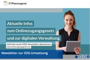"""""""Einer für Alle"""" bleibt das OZG-Umsetzungsprinzip"""
