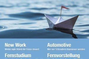 Heise-Beilage gibt Tipps zu New Work und Weiterbildung