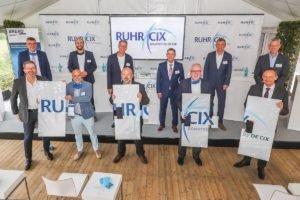 Ein neuer Dreistädteknoten versorgt das Ruhrgebiet